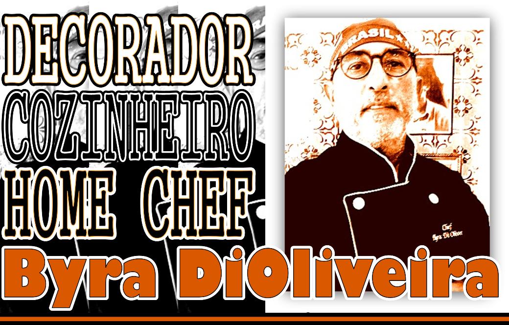Portal da Festa Boteco | Chef Byra DiOliveira