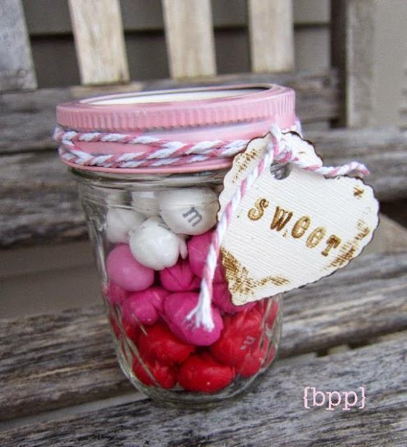 Diy Heart In A Jar Pin Valentines