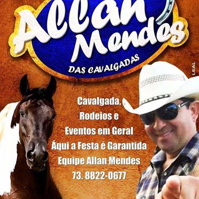 ALLAN MENDES PARCEIRO DO MACUCONEWS