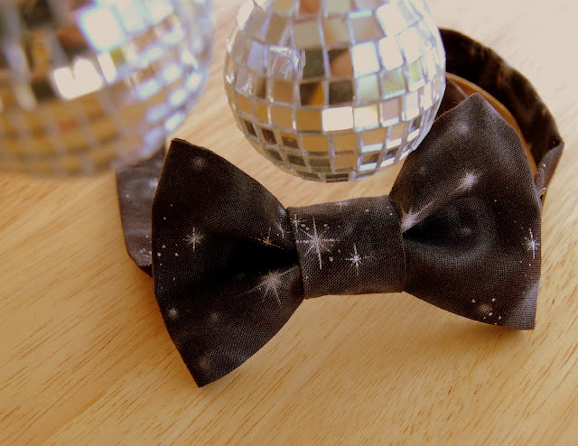 Because I'm Me New Year's Eve Bow Ties for kids and men