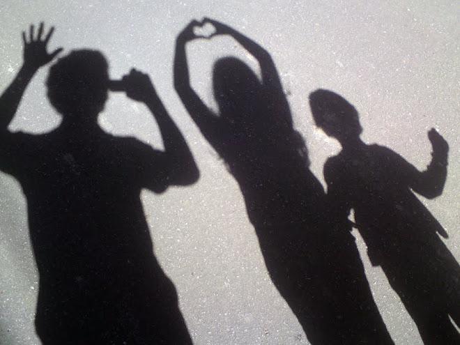 Shadows. Sombras.