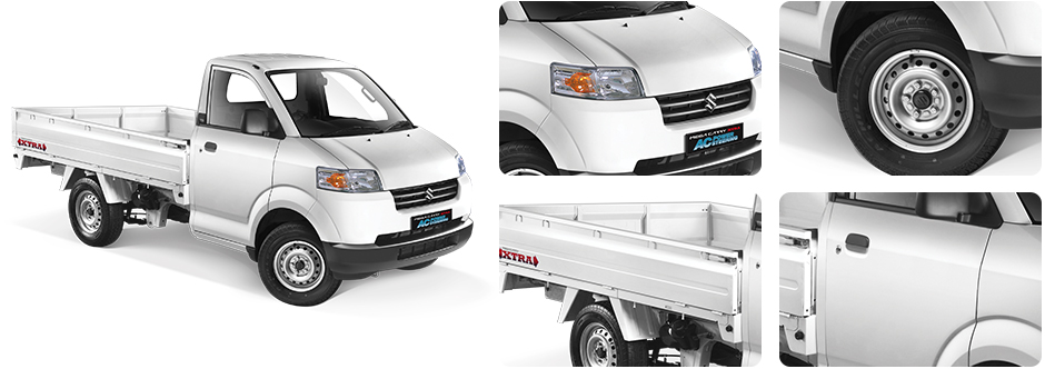 mobil suzuki indramayu spesifikasi suzuki megacarry extra pickup bak terbuka. Black Bedroom Furniture Sets. Home Design Ideas