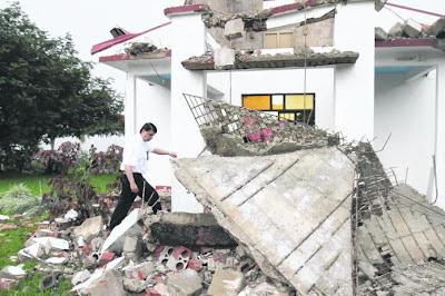 Gempa landa Costa Rica