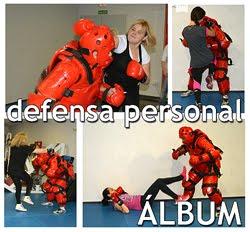Defensa Personal Femenina en Aranjuez