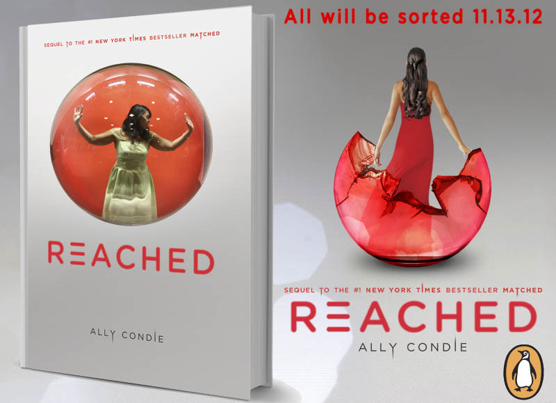 Matched Series Book Cover ~ Reached launch party and signed matched book dress