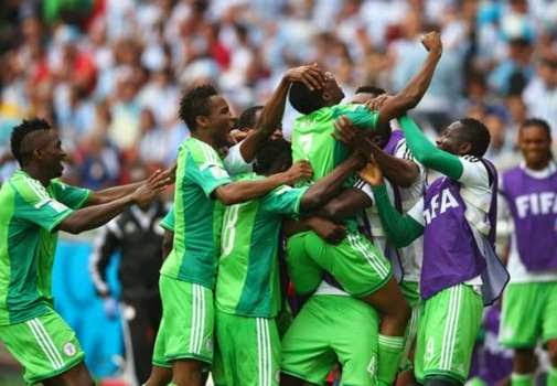 Nigeria rises from 44 to 34th on FIFA ranking after World Cup outing
