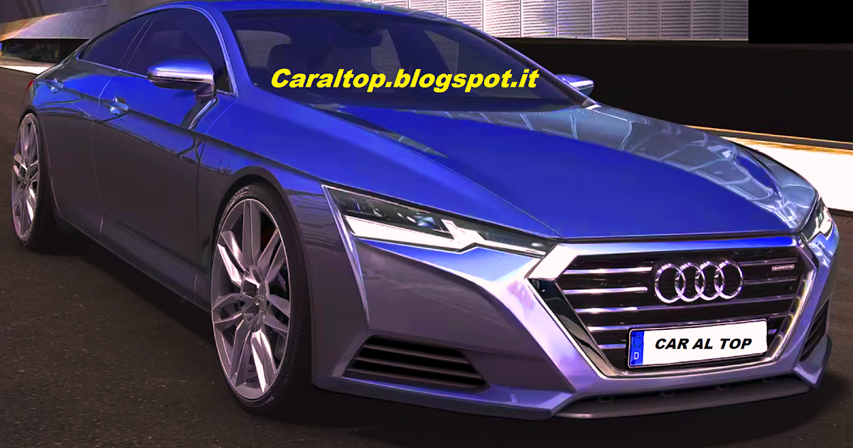 Car Al Top 33 Audi A7 Sportback 2017 La Seconda