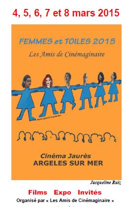 FEMMES ET TOILES 2015