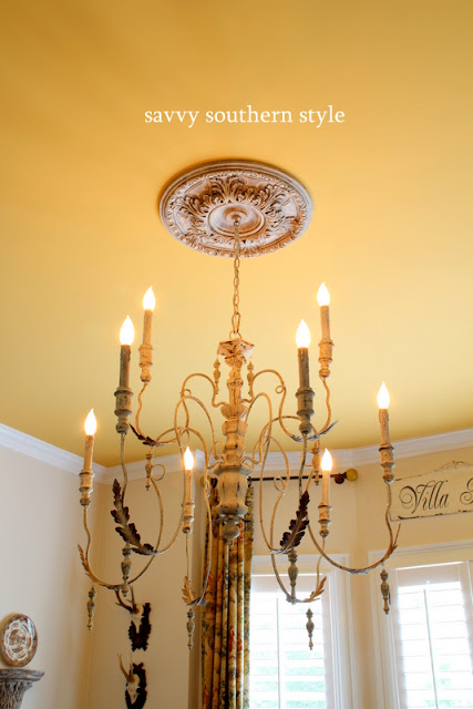 New  happened the chandelier was replaced with this beauty that did not cost a fortune You can see the old one here with the original crystal globes