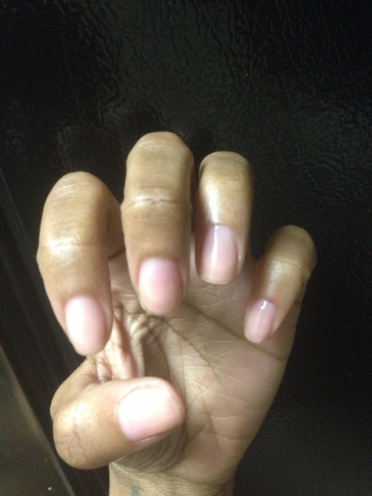 kiss gel nail instructions