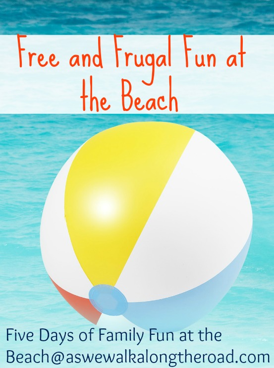 Free and frugal fun at the beach
