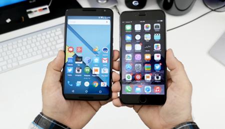 iphone 6, google nexus 6, harga, spesifikasi