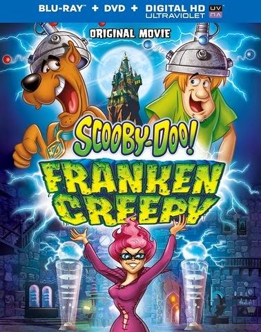 Scooby Doo Frankencreepy 2014 Free Download In Hindi 480p 250mb ESub