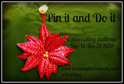 Pin it and Do It: Pinterest Challenge Link Up