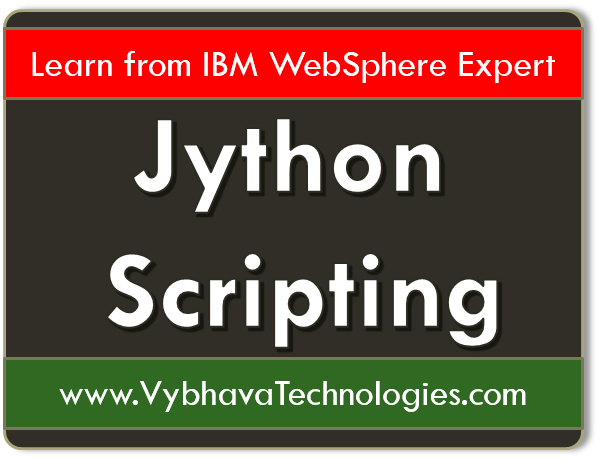 Learn Jython for wsadmin