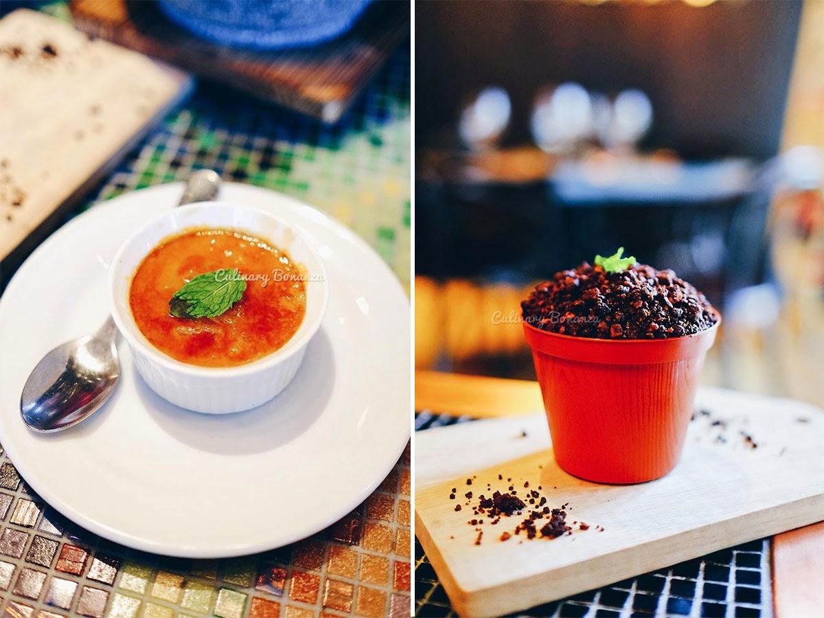 Dessert at Wilshire Restaurant, Senopati (www.culinarybonanza.com)