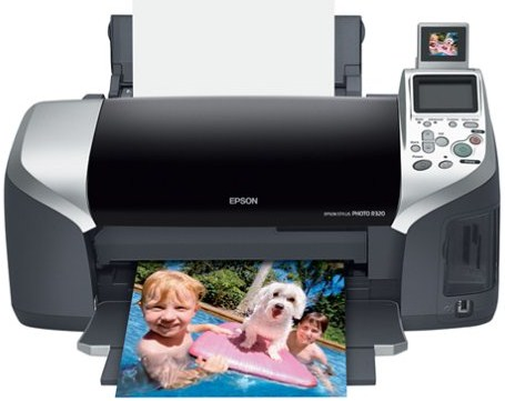 Epson 320 Printer Driver Windows 10
