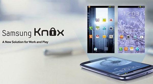 Fitur Samsung Knox Galaxy S4 Terbaru Ternyata Tidak Aman