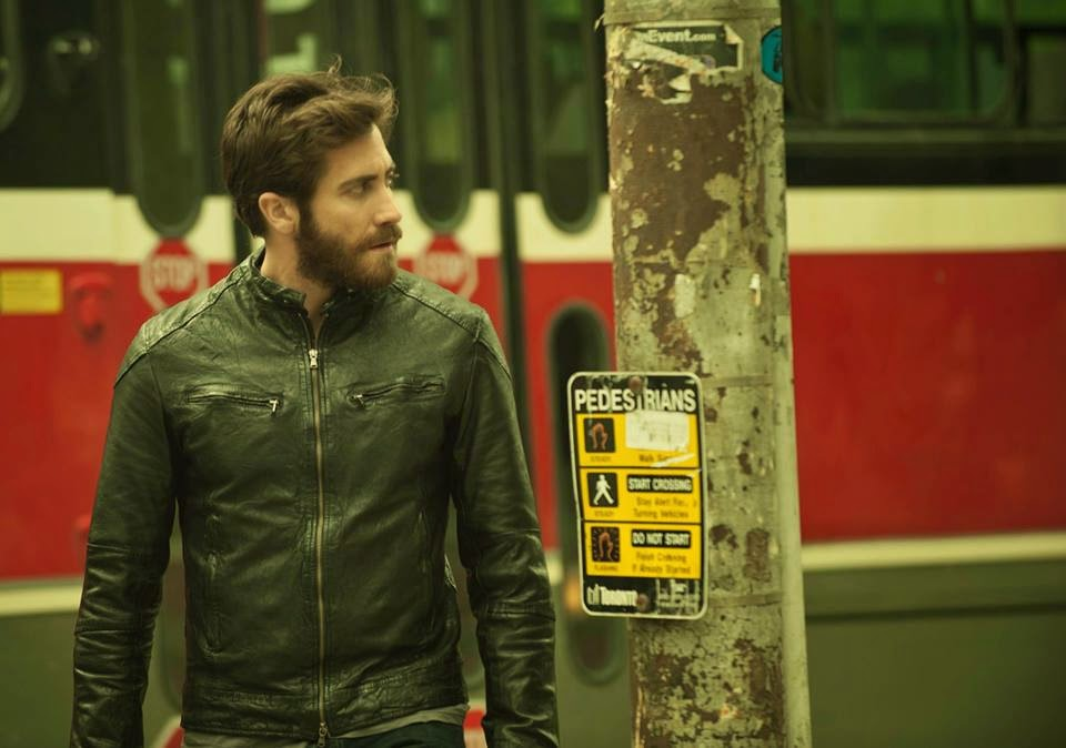 """DUPLICITY: JAKE GYLLENHAAL on Creating the Characters Adam and Anthony in """"ENEMY"""""""