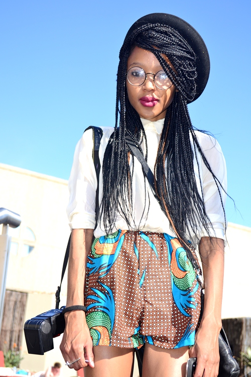 Vakwetu style style hunting quirky chic street style African fashion street style