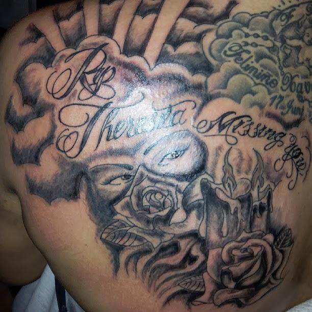 Rip grandpa tattoos