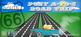 Post A to Z Road Trip