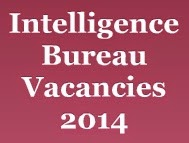 IB ACIO Recruitment 2014 image