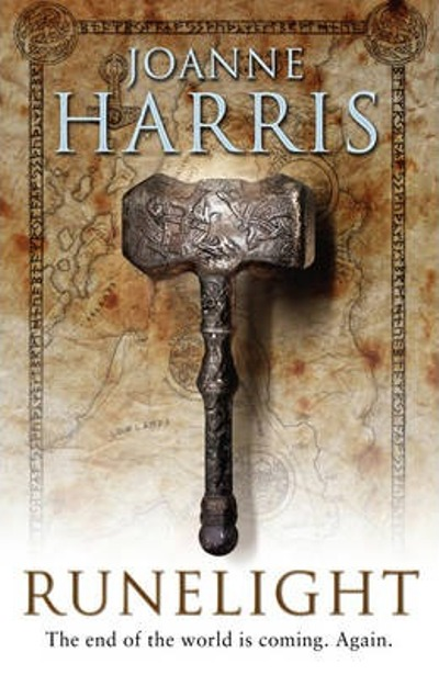 The Norse Mythology Blog Interview With Joanne Harris Runemarks Amp Runelight