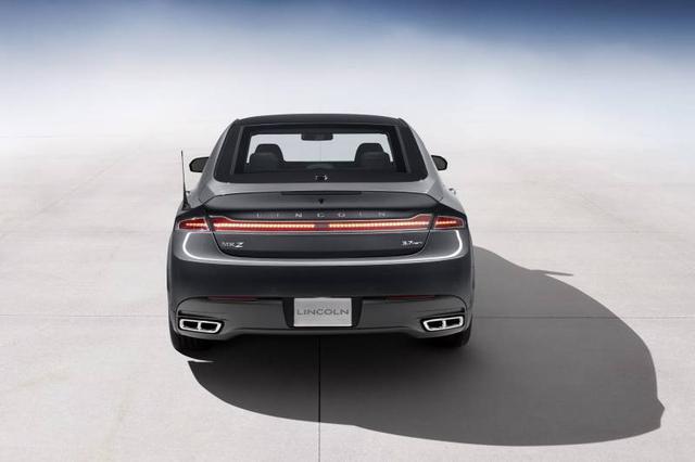 2013-Lincoln-MKZ-studio-rear