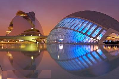 Valencia Tourist Spot