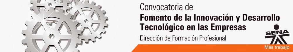 CONVOCATORIA INNOVACION 2014
