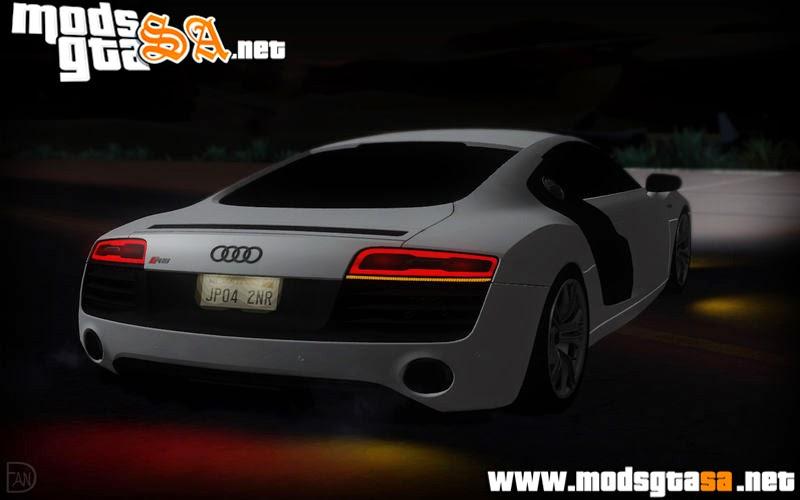 SA - Audi R8 Plus v10 2014