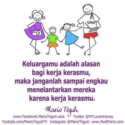 DP BBM Mario Teguh Kata Bijak Keluarga Bahagia