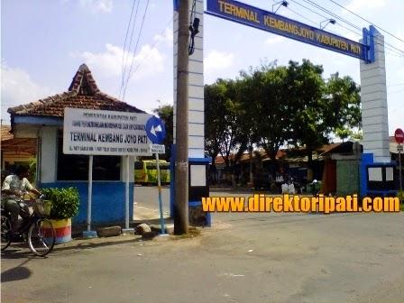 Rute Bus Dialihkan ke Jalan Lingkar, Warga Pati Diminta Naik Turun di Terminal Kembangjoyo