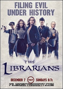 The Librarians 1 Temporada Torrent HDTV