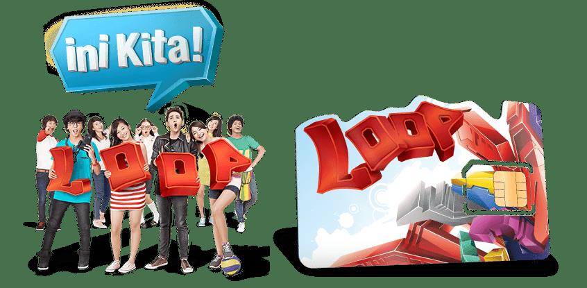 BB dan Paket Internet SimPATI Loop Lengkap!, Simpati, SMS, TalkMania Loop, Tarif Nelpon,