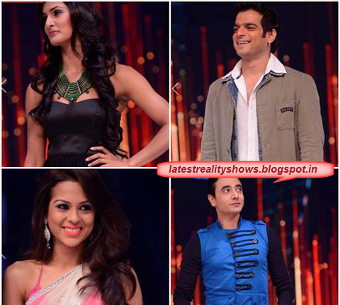 Wild Card entries in Jhalak Dikhhla Jaa