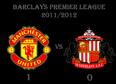 Manchester United vs Sunderland Result