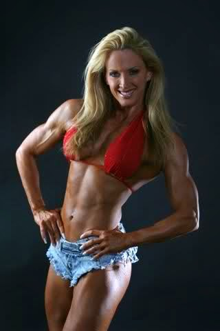 Debbie Kruck - Female Fitness Competitor