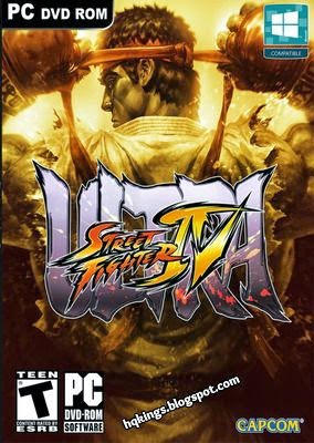 Ultra Street Fighter IV [Repack]