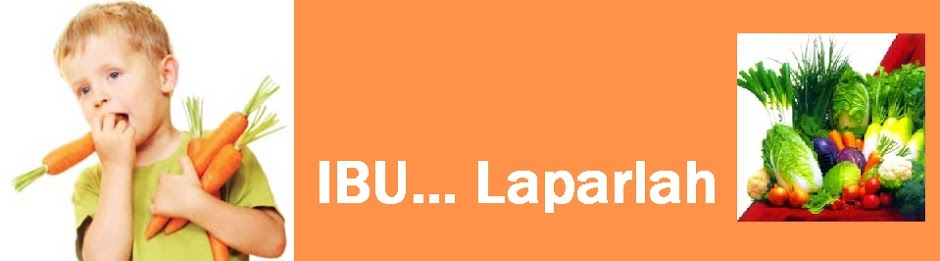 Ibu... Laparlah
