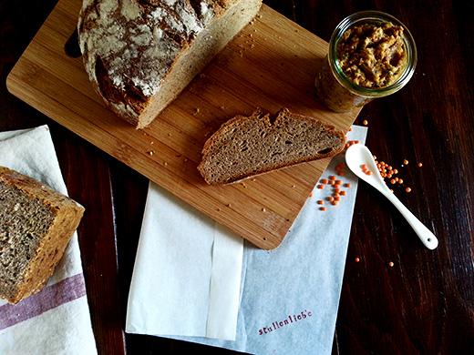 Brotaufstrich vegan vegetarisch Holunderweg 18