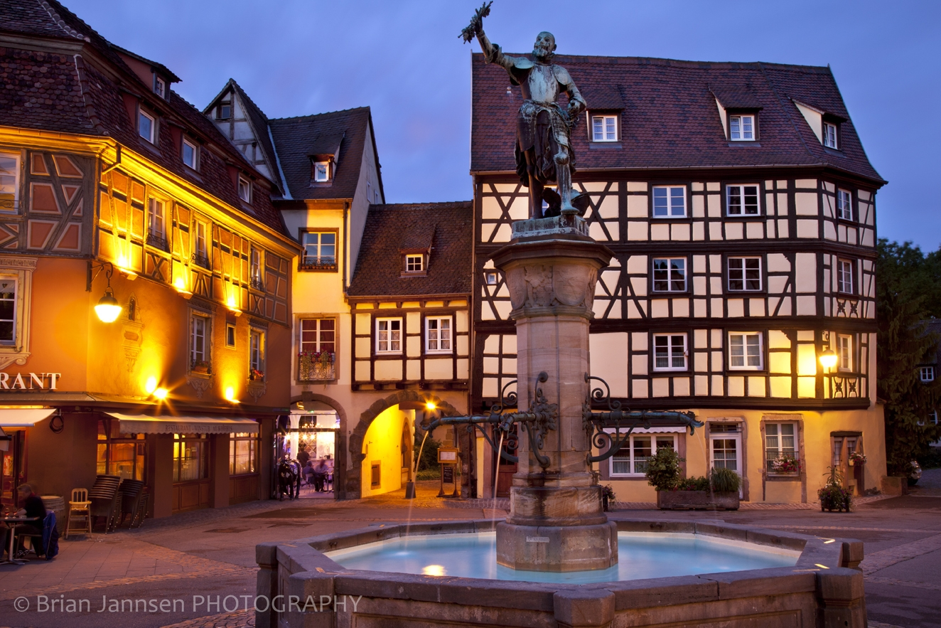 guided tour through the storybook villages of alsace france