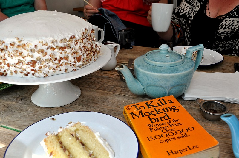 Lane cake and to kill a mockingbird at book group