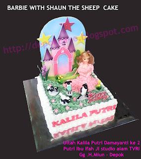 DEPOK CAKE: Kue Ulang Tahun Anak