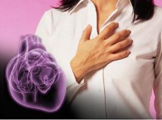 Gejala Serangan Jantung pada Wanita