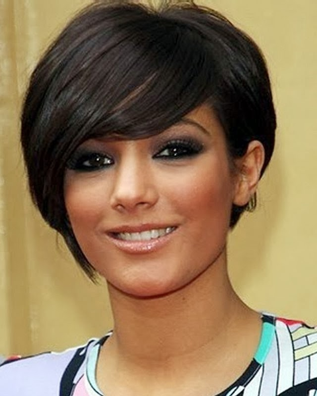 Spectacular Haircuts Round Face