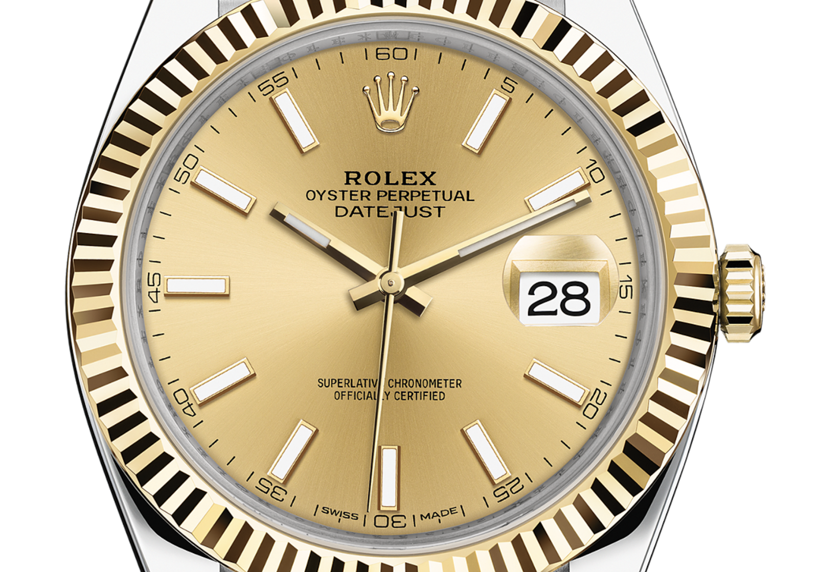 marketing of rolex The announcement by swiss luxury watchmaker rolex that it had replaced its  ceo with a duo specialised in sales and marketing has set.