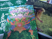 Three New Herbal Books Added to My Collection