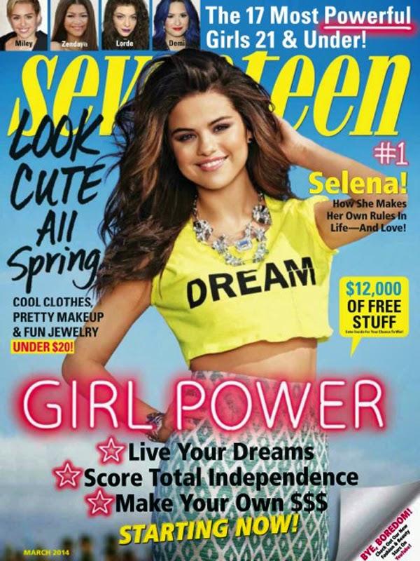 El sueño de Selena Gómez
